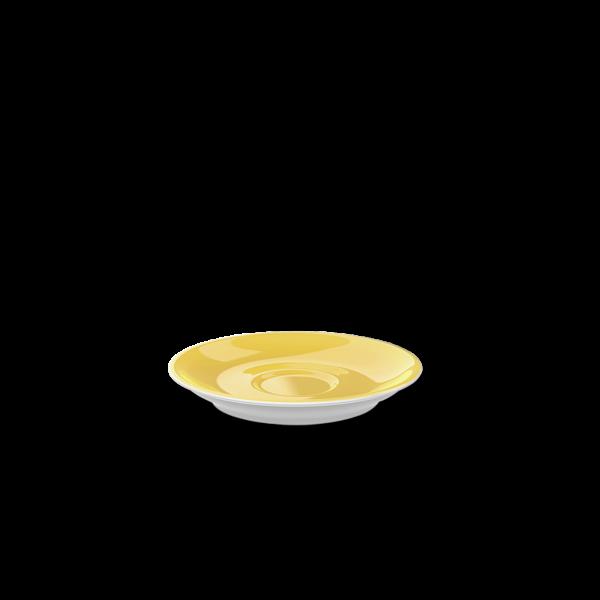 Espresso Untertasse Classico Sonnengelb (11,9cm)