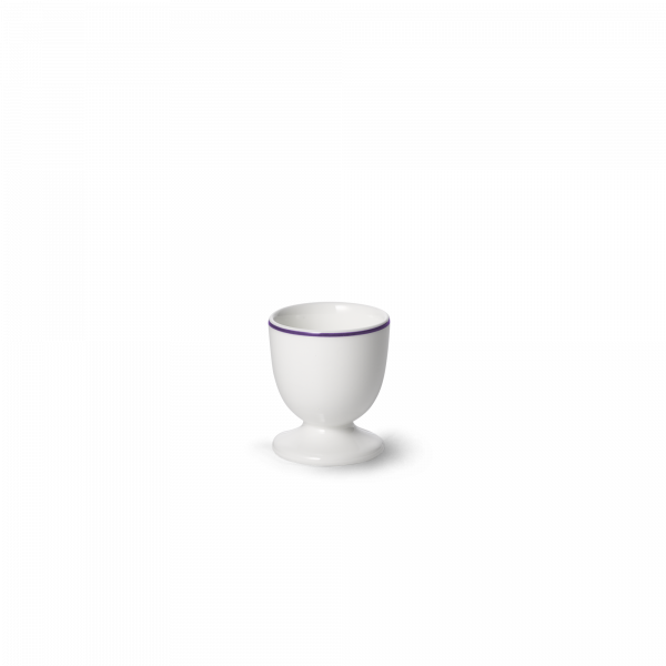 Egg cup tall Violet
