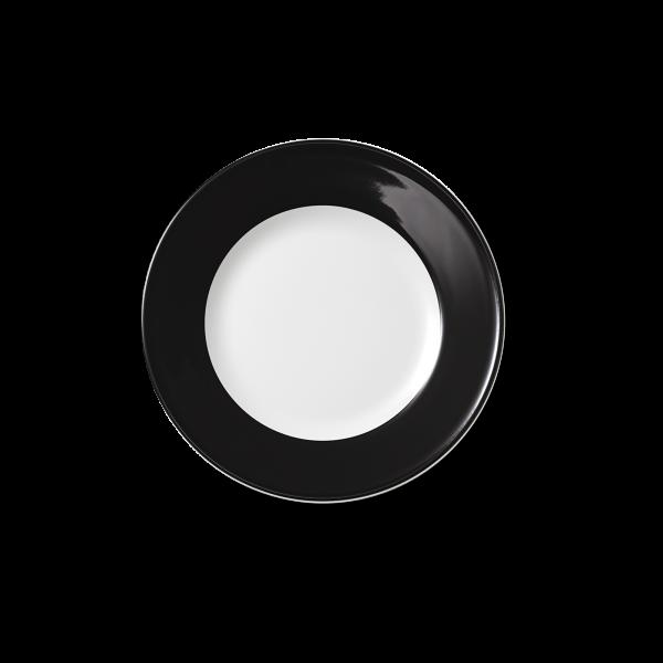 Dessert Plate Black (19cm)