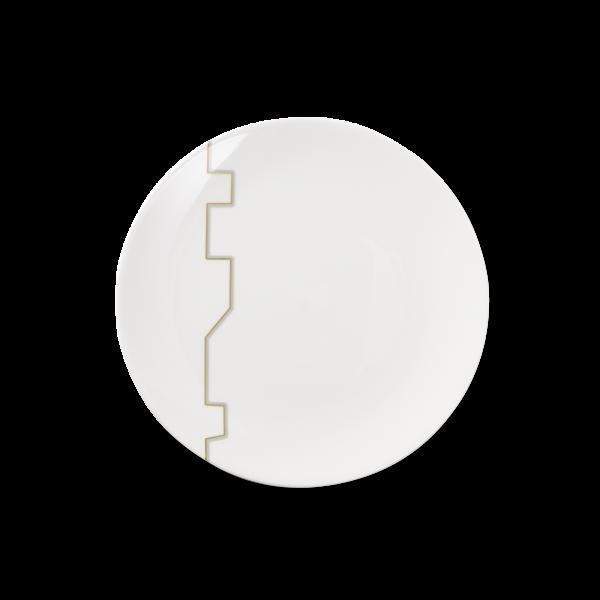 Dessertteller Gold (24cm)