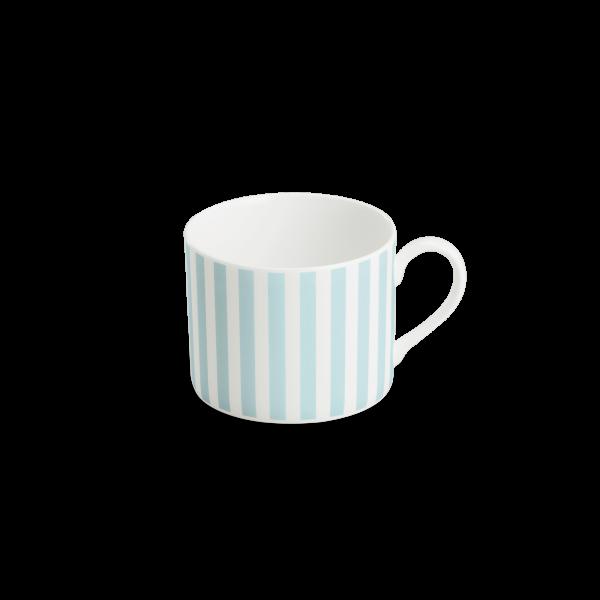 Kaffeetasse Zyl. Türkis (0,25l)