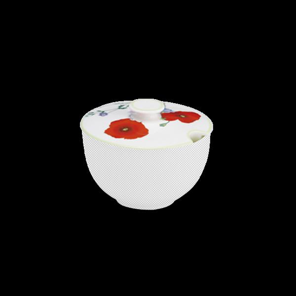 Deckel Zuckerdose rund