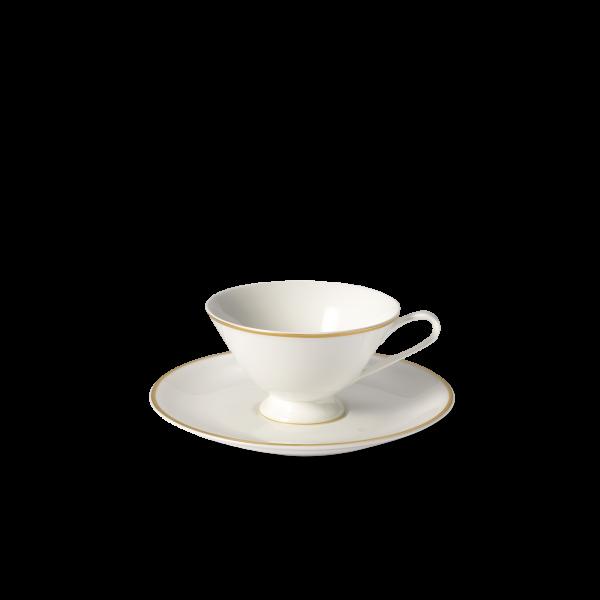 Set Espressotasse Gold (0,1l)