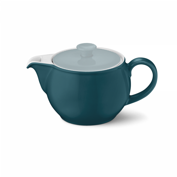 Teekanne Unterteil Petrol (0,8l)