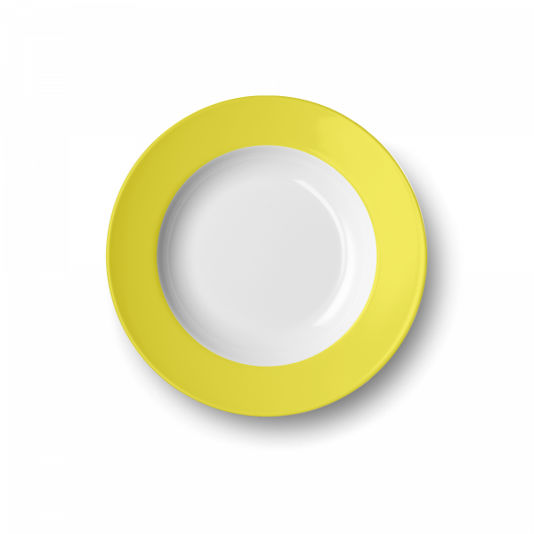 Suppenteller Zitrone (23cm)