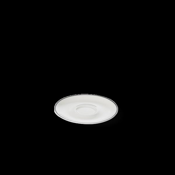 Espresso Untertasse Schwarz (11,3cm)