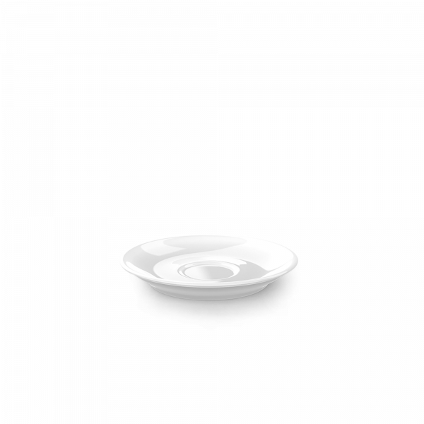 Espresso Untertasse Classico Weiß (11,9cm)