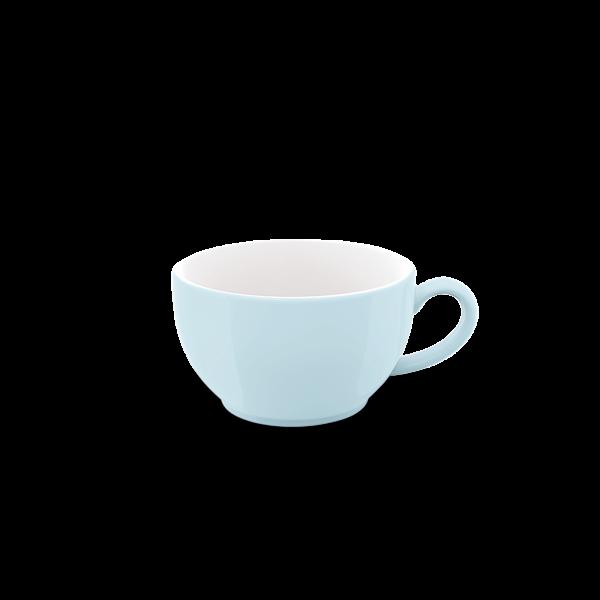 Kaffee/Tee Obertasse Eisblau (0,25l)