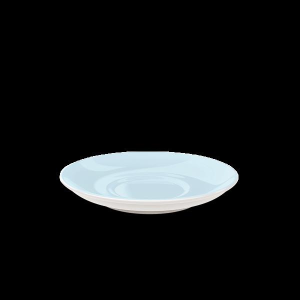 Kaffee Untertasse Eisblau (14,5cm)