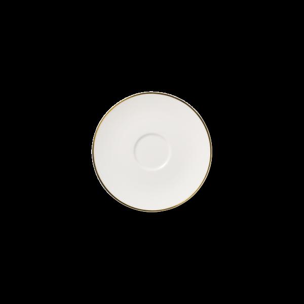 Coffee saucer Gold (16cm)
