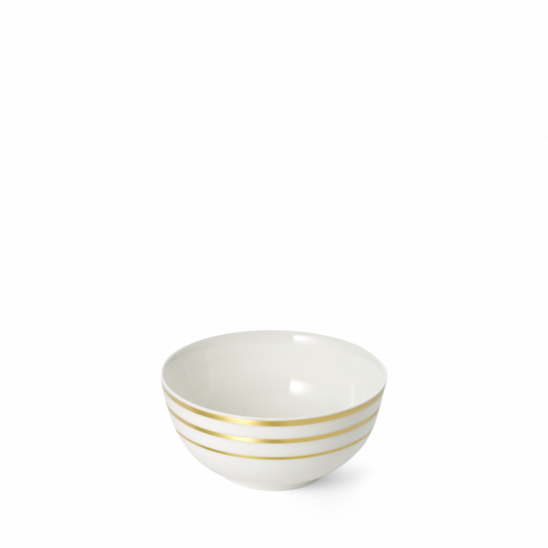 Schälchen Gold (10cm; 0,2l)