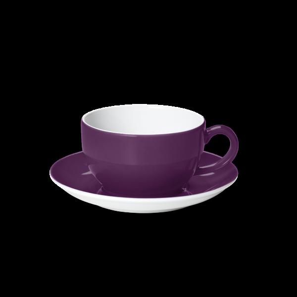 Set Breakfast cup Plum (0,3l)