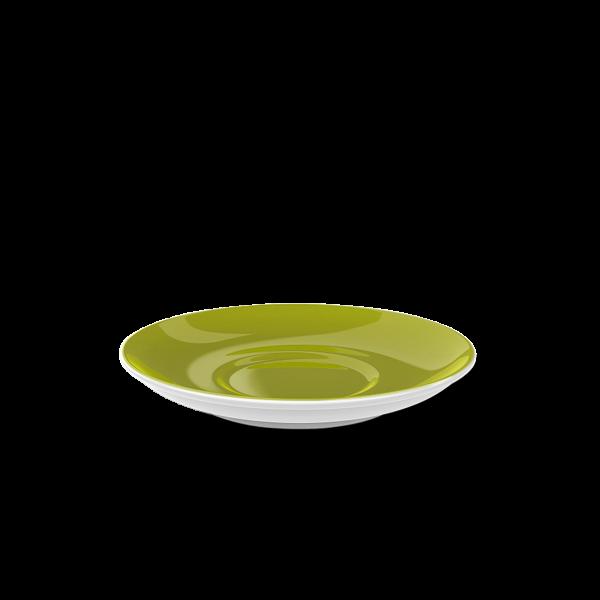 Kaffee Untertasse Oliv (14,5cm)