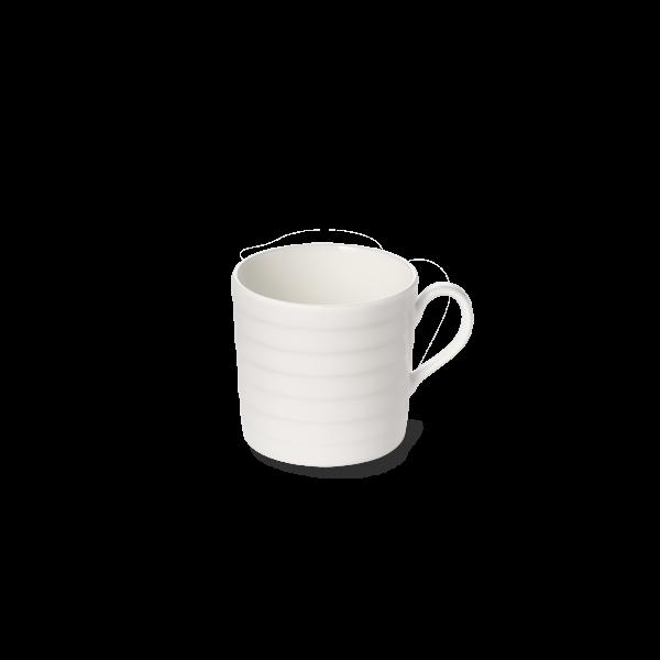 Espresso Obertasse zyl. 0,10 l weiss