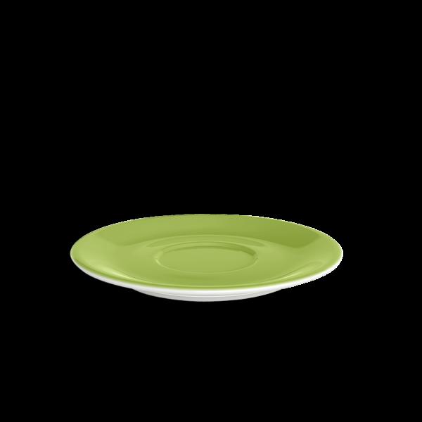 Jumbo Untertasse Maigrün (19,5cm)