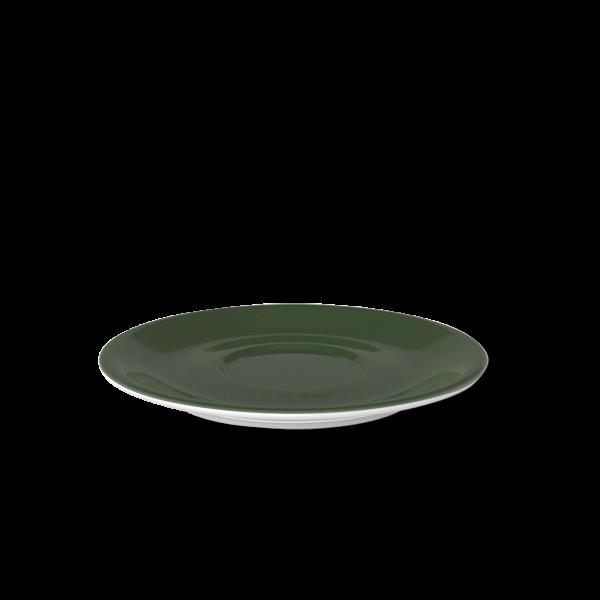 Jumbo Untertasse Russischgrün (19,5cm)