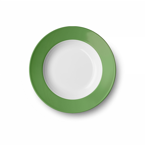 Suppenteller Apfelgrün (23cm)