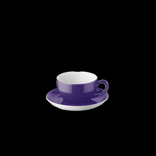 Set Espressotasse Violett (0,1l)