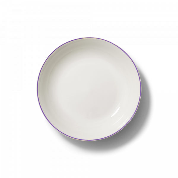 Soup Plate Violet (22,5cm)
