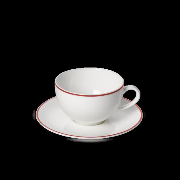 Set Kaffeetasse Rot (0,25l)