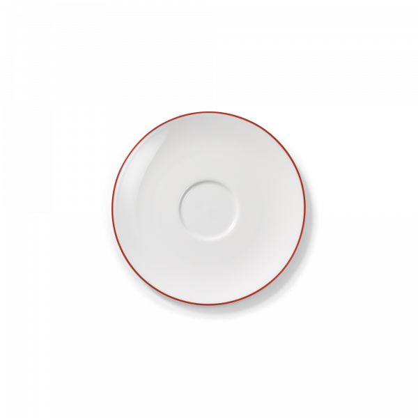 Coffee saucer Red (16cm)