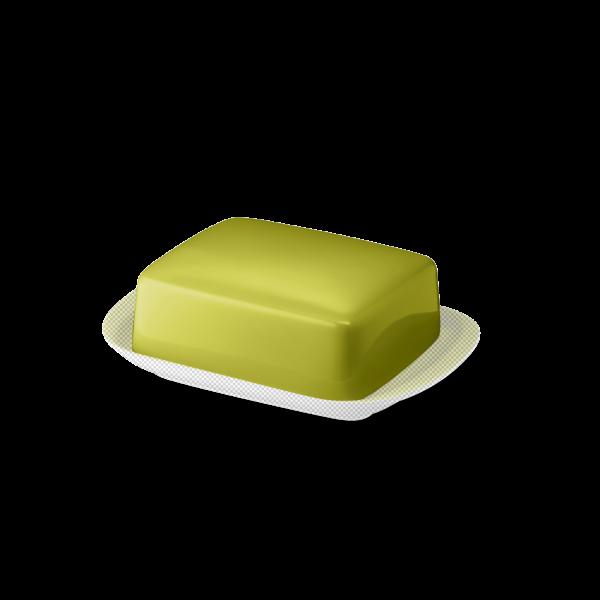 Butterdose Oberteil Oliv