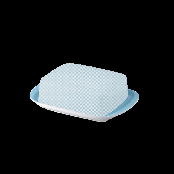 Butterdose Untere Hellblau