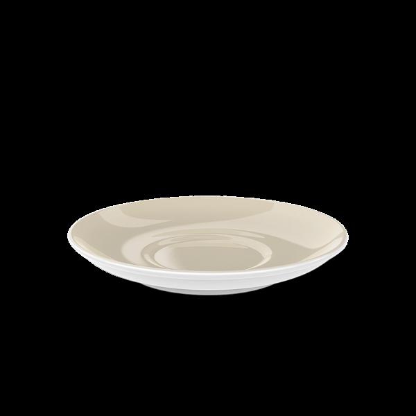 Cappuccino Untertasse Sand (16cm)