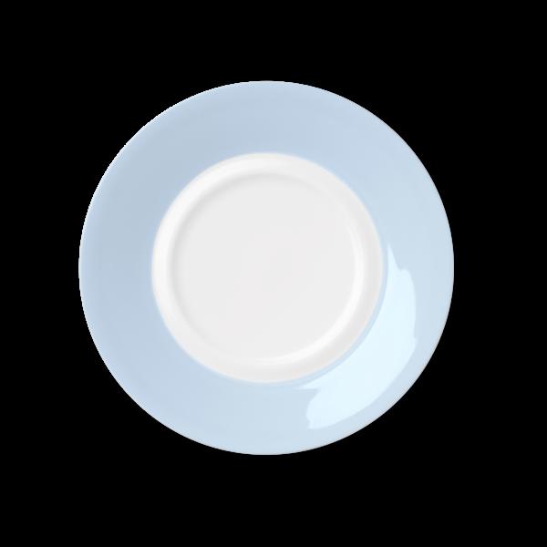 Kaffee Untertasse Hellblau (15,8cm; 0,25l)