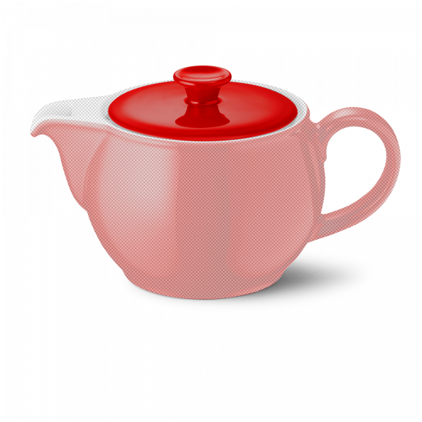 Lid of teapot Bright Red (1,1l)