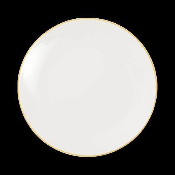 Platzteller Gelb (32cm)