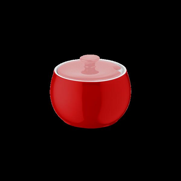 Zuckerdose ohne Deckel Signalrot (0,3l)