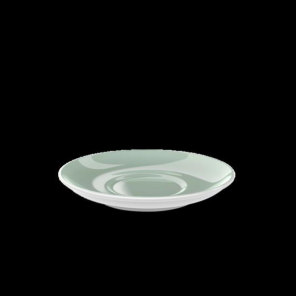 Kaffee Untertasse Salbei (14,5cm)