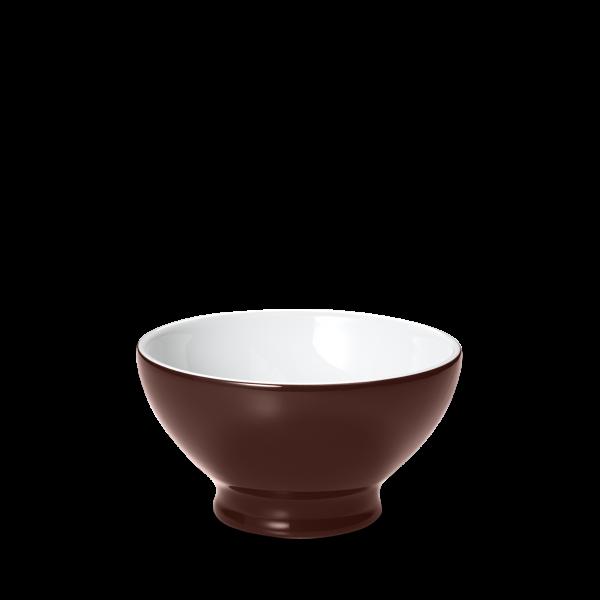 Müslischale Kaffeebraun (13,5cm; 0,5l)