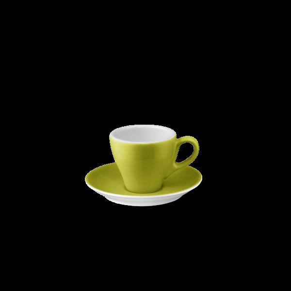 Set Espressotasse Oliv (0,09l)