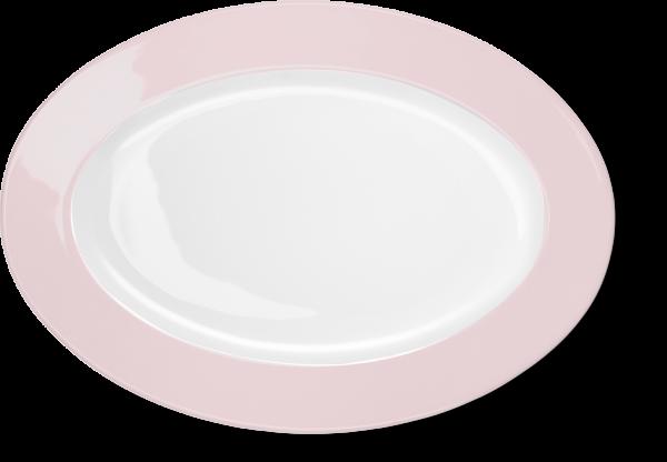 Ovale Platte Puder (29cm)