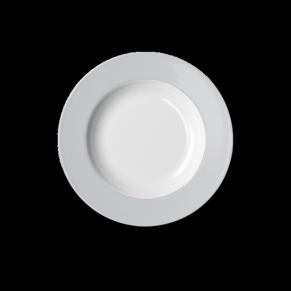 Suppenteller Lichtgrau (23cm)