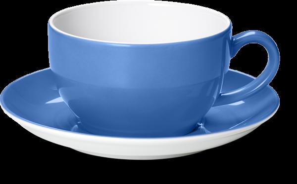 Set Kaffeetasse Lavendelblau (0,25l)