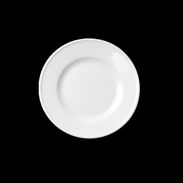 Dessertteller Weiß (19cm)