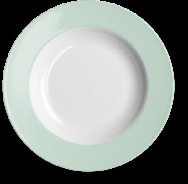 Suppenteller Mint (23cm)