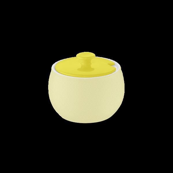 Deckel für Zuckerdose Zitrone