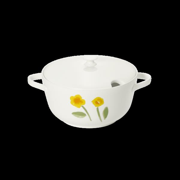 Deckelschüssel Gelb (2l)