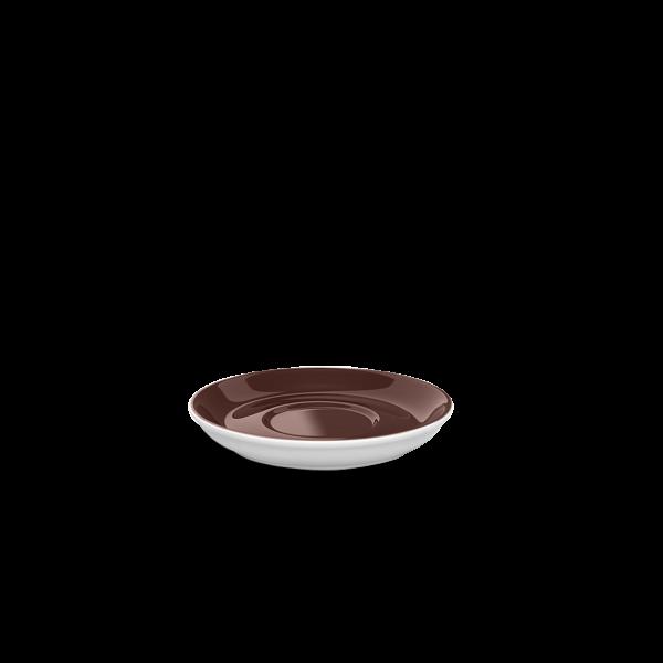 Espresso Untertasse Kaffeebraun (11cm)