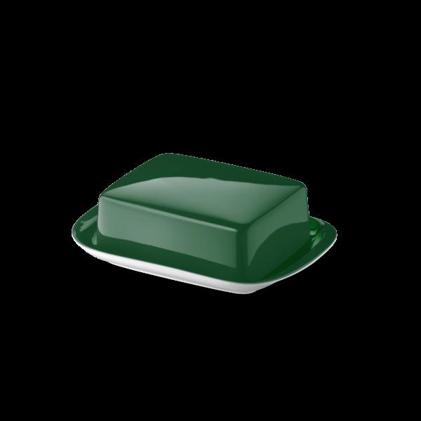 Butter dish Dark Green