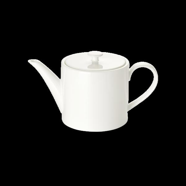 Teapot base 0,50 l cylindrical white
