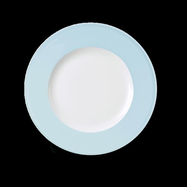 Speiseteller Eisblau (26cm)