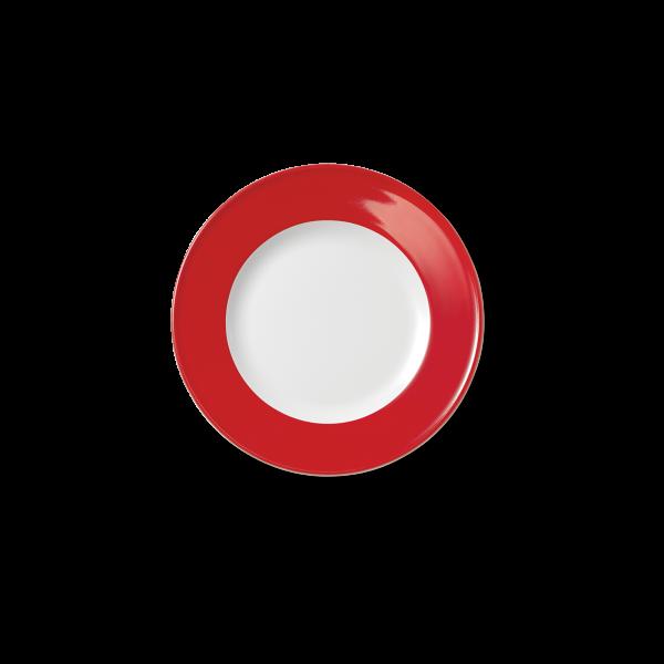 Brotteller Signalrot (17cm)