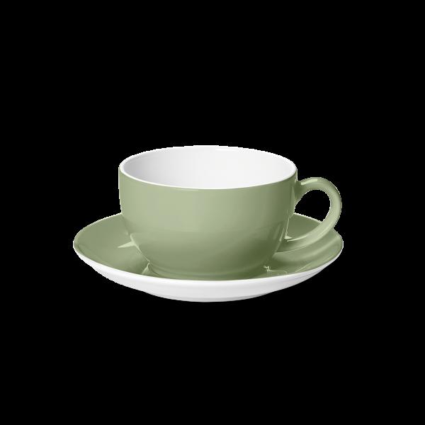 Set Cappuccinotasse khaki (0,3l)