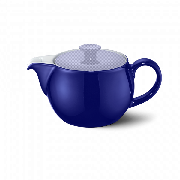 Teekanne Unterteil Kobalt (0,8l)