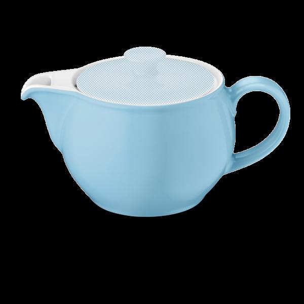 Teekanne Unterteil Hellblau (1,1l)